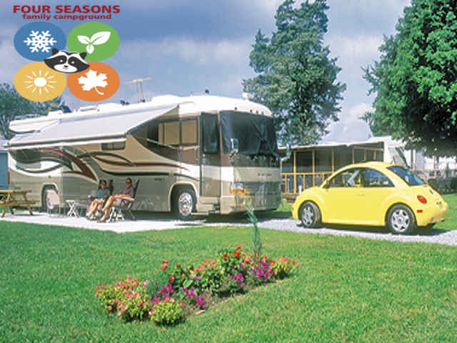 Four Seasons Campground. Click for details about this park and see their personal website!
