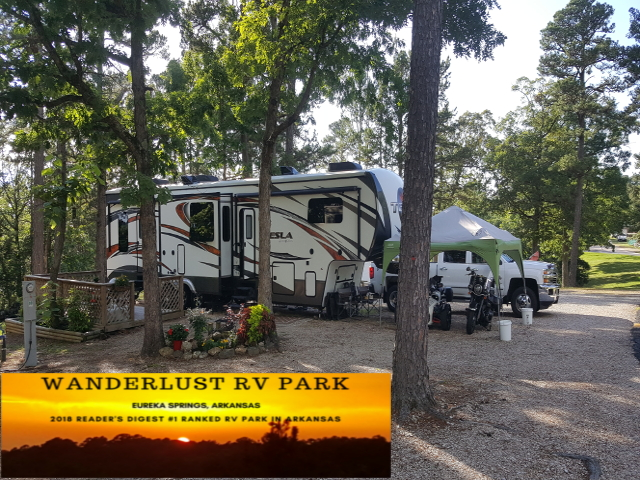 Wanderlust RV Park And Cabins. Click for details about this park and see their personal website!
