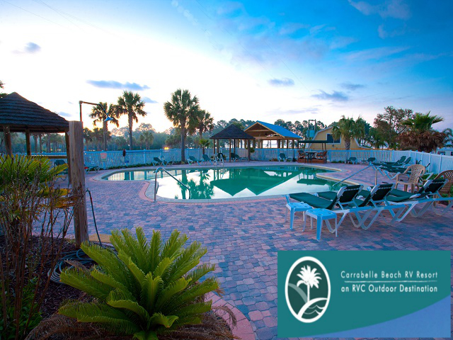 Carrabelle Beach RV Resort. Click for details about this park and see their personal website!