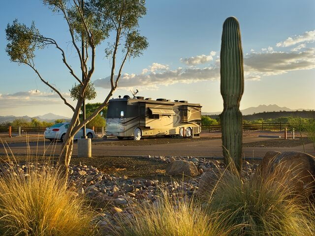EAGLE VIEW RV RESORT @ FORT MCDOWELL. Click for details about this park and see their personal website!