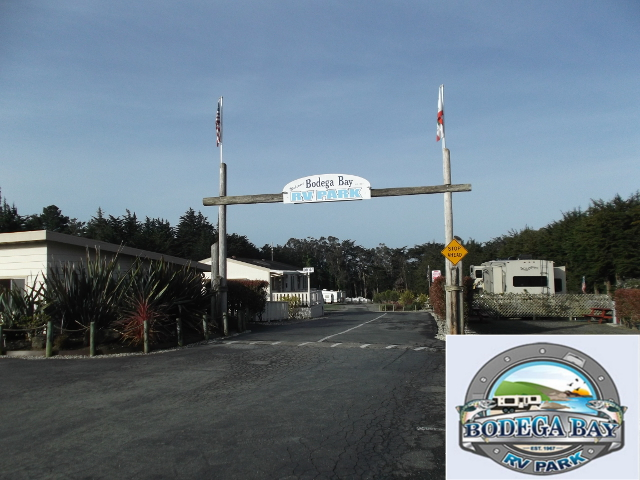 South west  california area    bodega bay rv