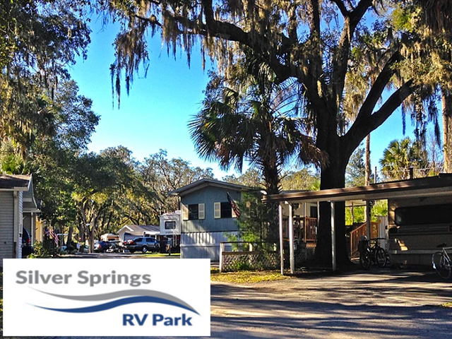 Silver Springs RV Park. Click for details about this park and see their personal website!