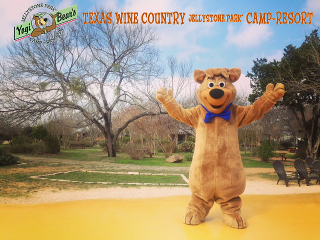 TEXAS WINE COUNTRY JELLYSTONE PARK CAMP-RESORT. Click for details about this park and see their personal website!