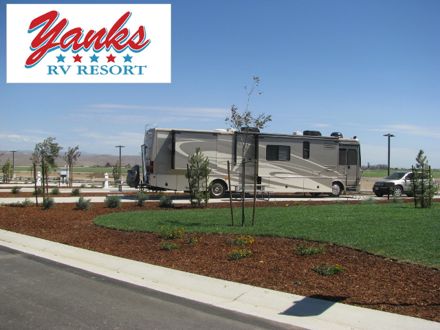 YANKS RV RESORT. Click for details about this park and see their personal website!