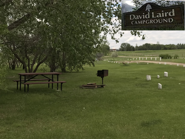 DAVID LAIRD CAMPGROUND. Click for details about this park and see their personal website!