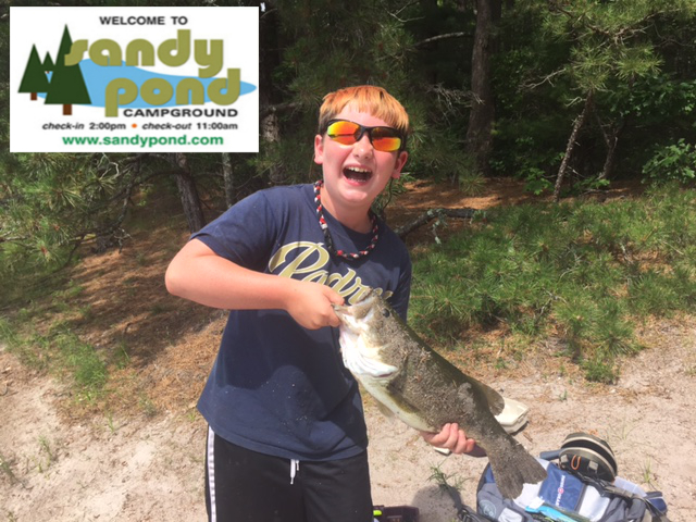 Sandy Pond Campground. Click for details about this park and see their personal website!