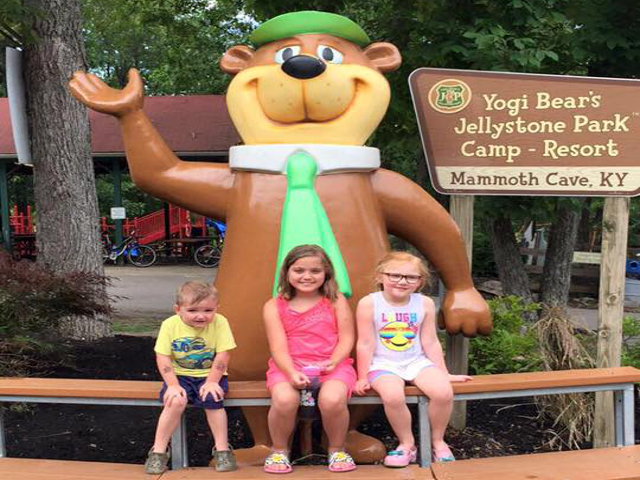 Yogi Bear's Jellystone Park Mammoth Cave. Click for details about this park and see their personal website!