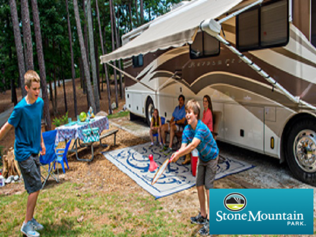 Stone Mountain Family Campground. Click for details about this park and see their personal website!