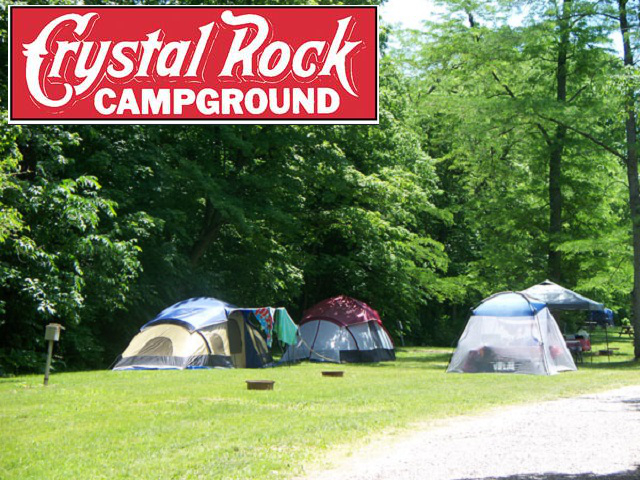 North west  crystal rock campground
