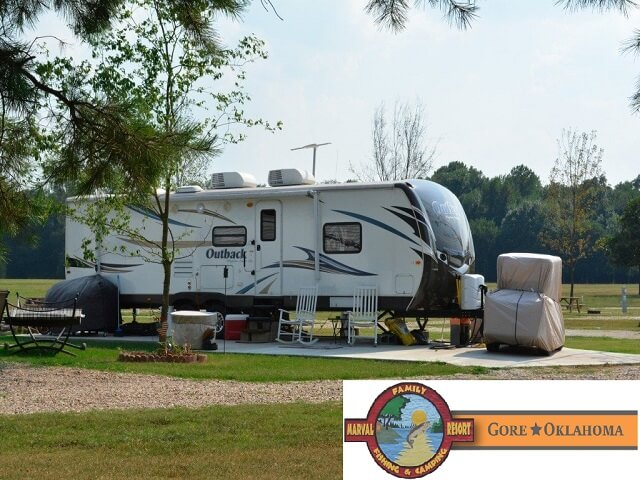 MARVAL FAMILY CAMPING RESORT. Click for details about this park and see their personal website!
