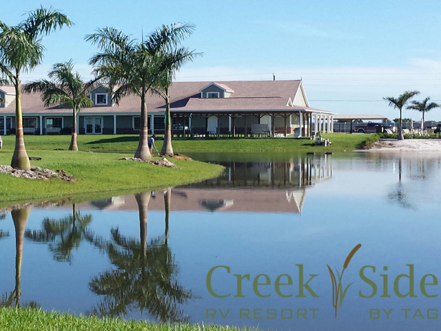 Creekside RV Resort. Click for details about this park and see their personal website!