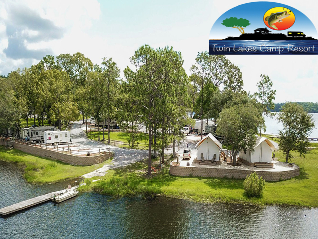 Twin Lakes Camp Resort. Click for details about this park and see their personal website!