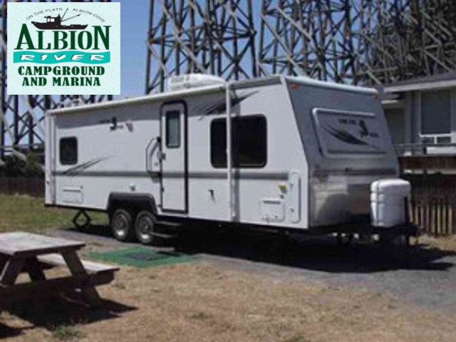 Albion River Campground. Click for details about this park and see their personal website!