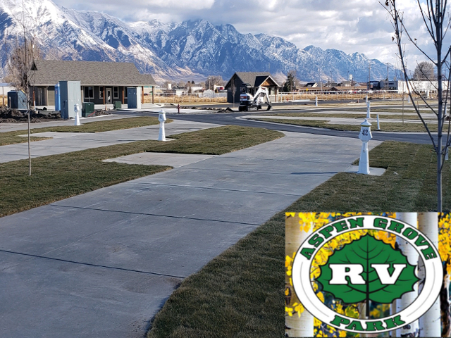 Aspen Grove RV Park. Click for details about this park and see their personal website!
