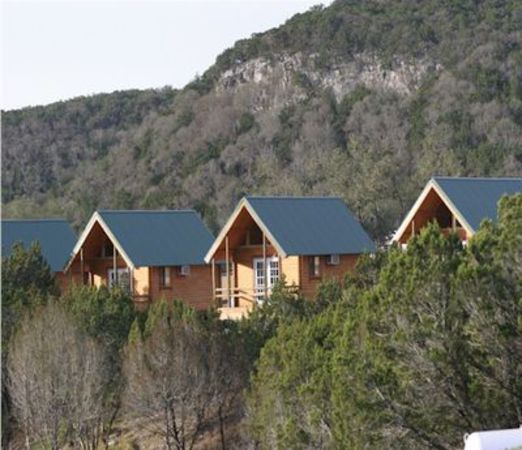 cabin rentals in texas hill country