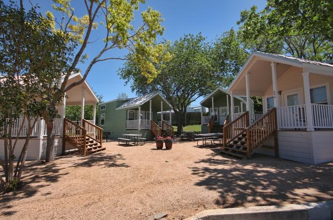 cottage rentals in texas