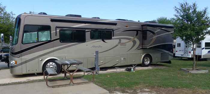 rv sites hill country tx