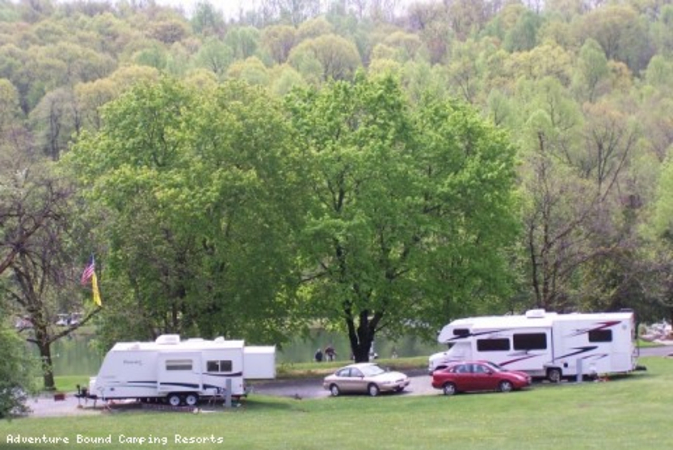 rv camping in pennsylvania