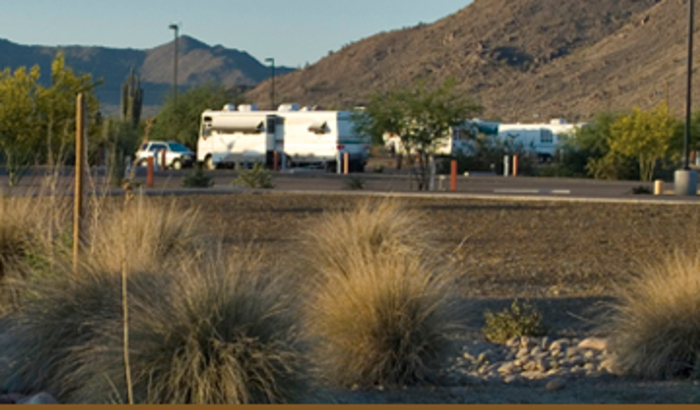 rv campgrounds in arizona
