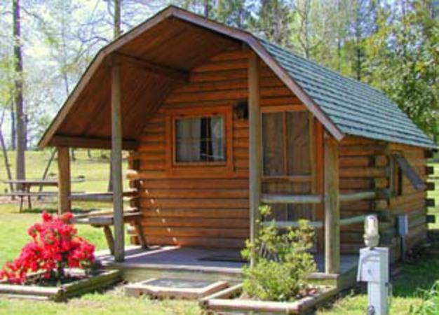 cabin rentals in kinards sc