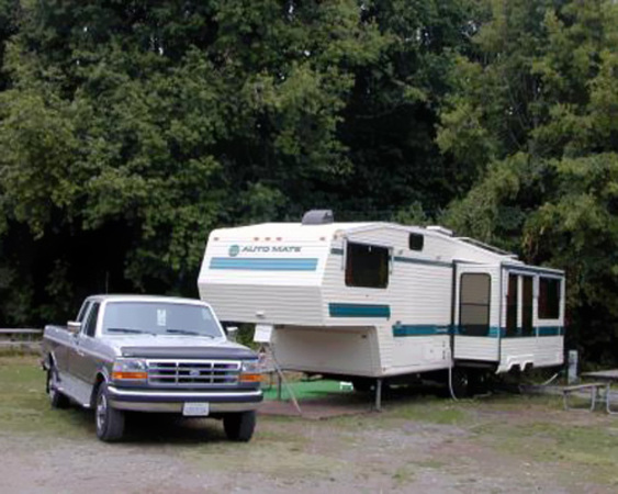 rv campgrounds in sonoma county