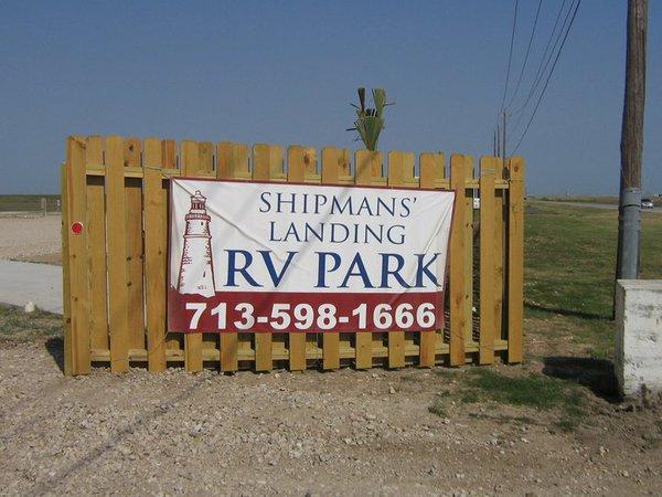 shipman's landing rv park