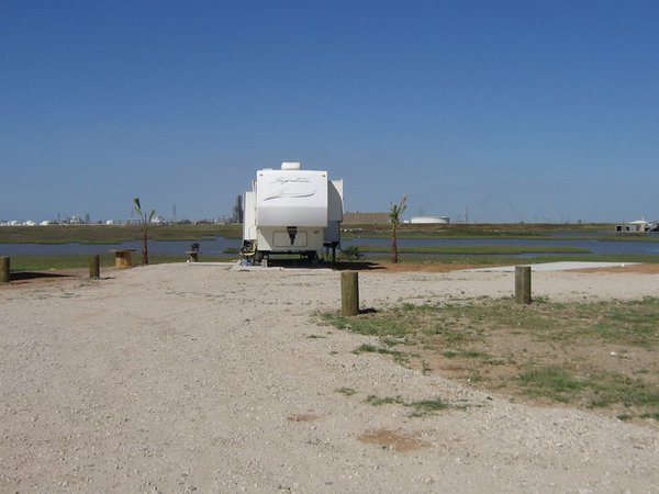 waterfront campsites in freemont