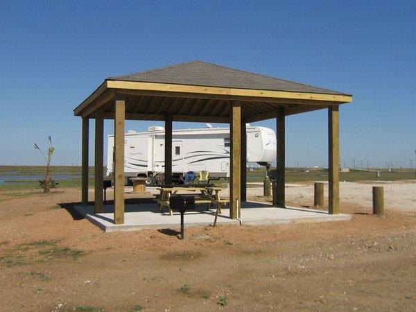 freeport tx camping