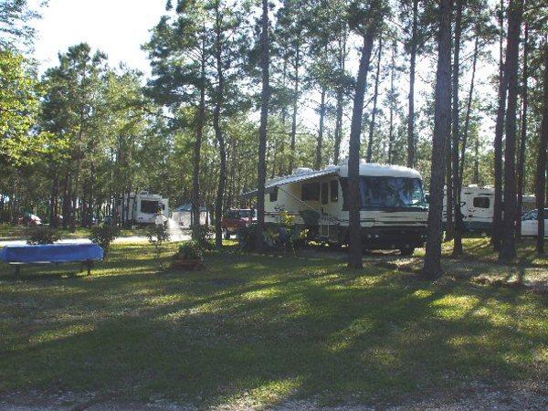alabama gulf coast camping