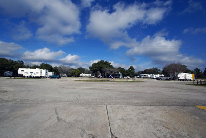rv parks in weimer tx