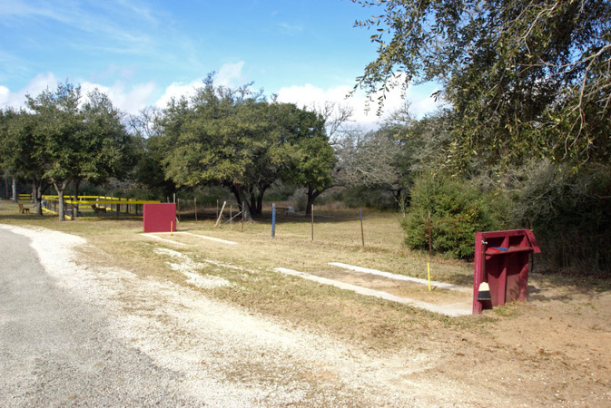 camp sites in weimer tx