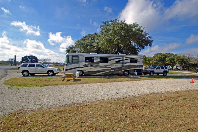 tent campgrounds in texas