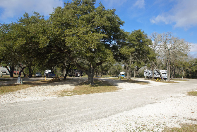 rv park resort tx