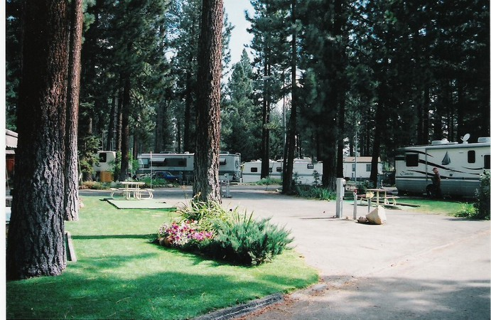 rv camping in truckee ca