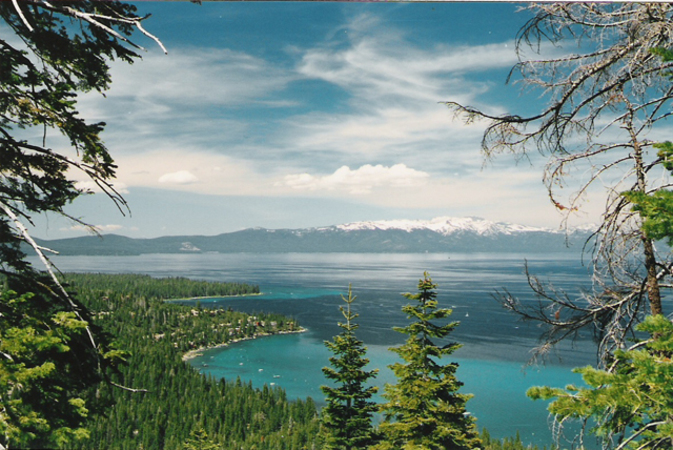 campgrounds near lake tahoe