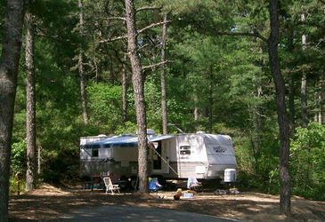 Cape Cod Maple Park RV Sites