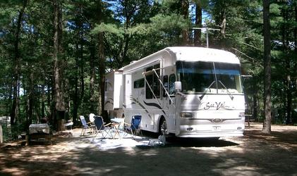 RV Camping Maple Park Cape Cod