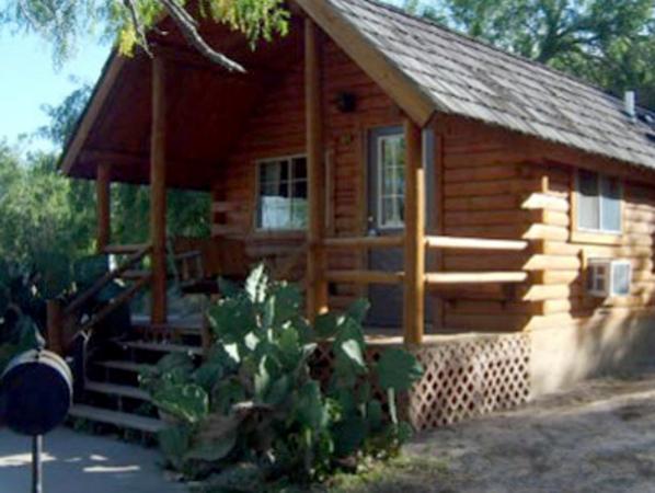 rental cabins in mathias tx