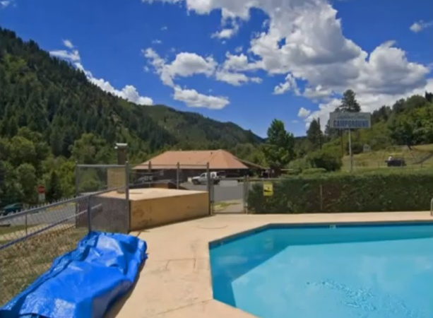 campground with pool durango co