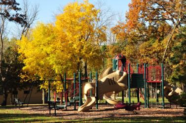 Playground Area Hok Si La
