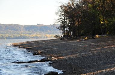 Hok Si La Beach Access Minnesota