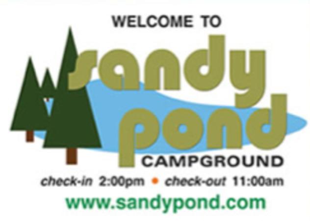 sandy pond rv camping