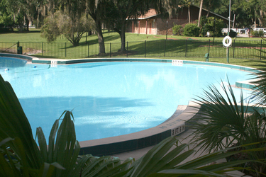 florida campground with pool