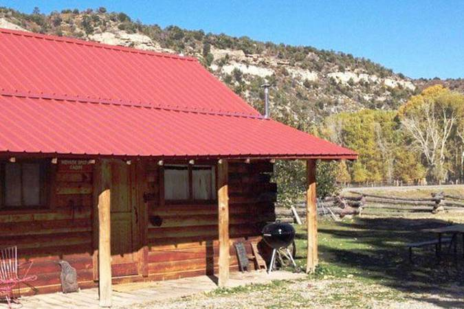 rental cabins in dolores co