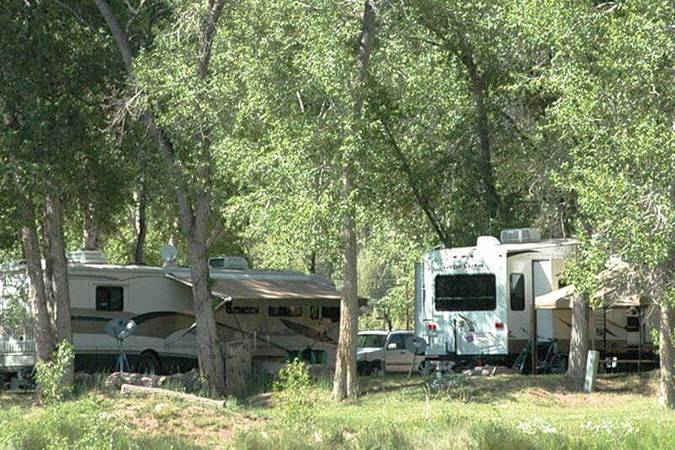 dolores river rv camping