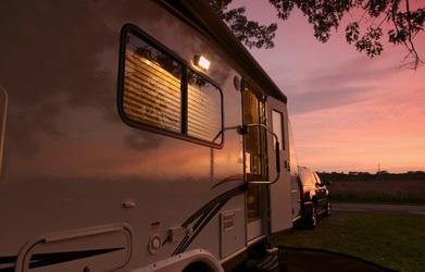 rv camping in north spokane