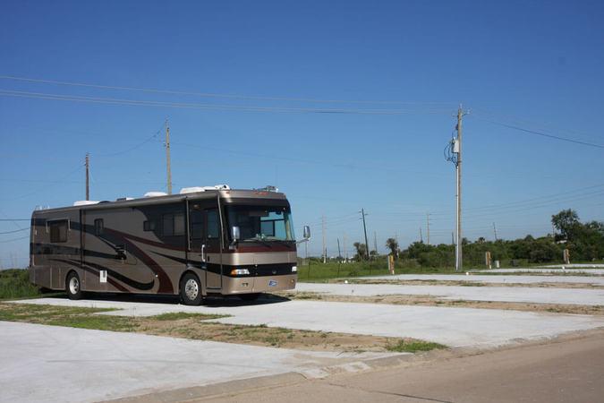 texas campgrounds