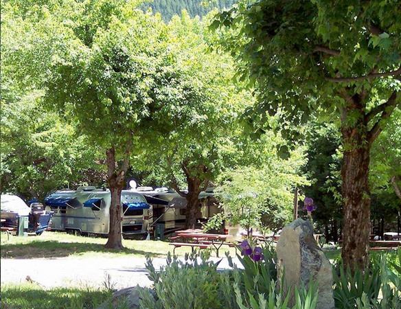 Scenic Campground Sierra City California