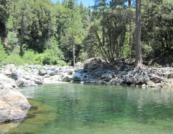 Swimming Hole Sierra City