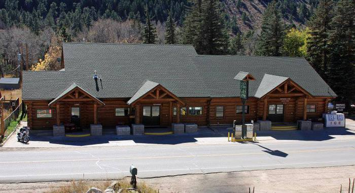 campground with rentals in co